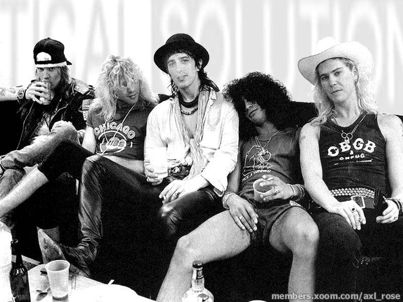 wallpaper guns n roses. Guns n Roses